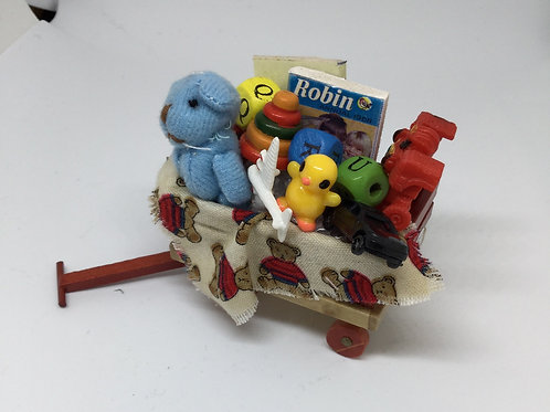 Toy Cart - Wooden