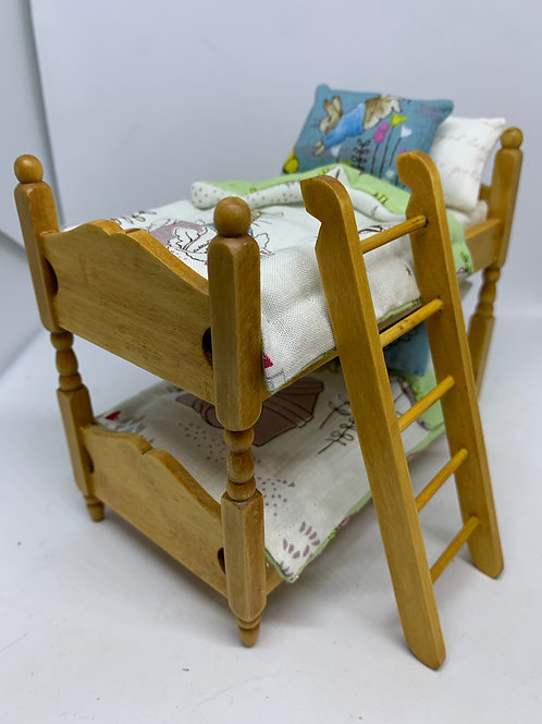 1/12th Bunk Beds - Peter Rabbit