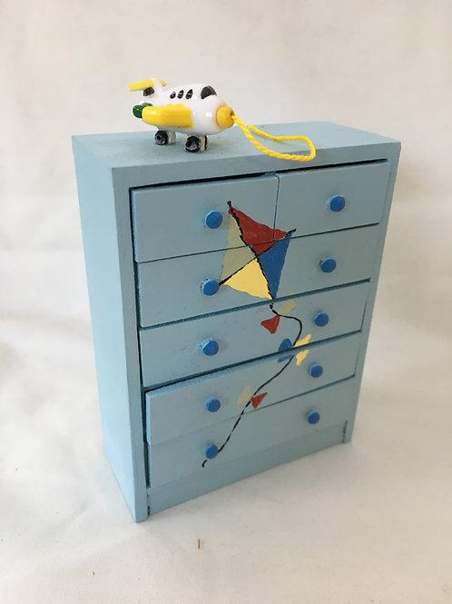 Boys Nursery Cupboard - Kite