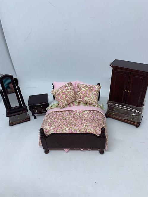 1/24th Bedroom Set
