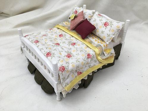 Double Bed - Rachel