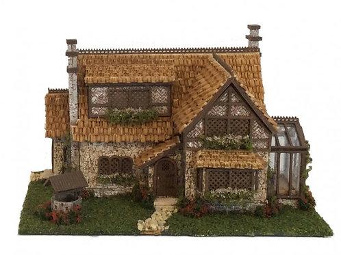 1/144th Scale House Kit - Storybook Tattington House