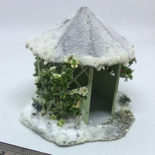 1/48th  - WINTER SUMMER HOUSE