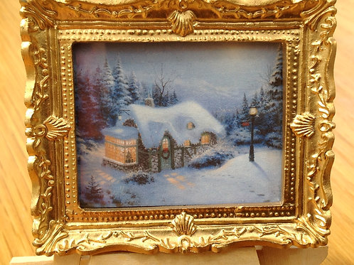 Picture 266 - Christmas Cottage
