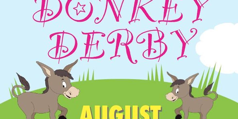 Spajers Donkey Derby - Village Market