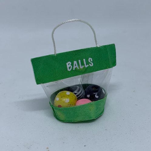 Toy Bag - Balls
