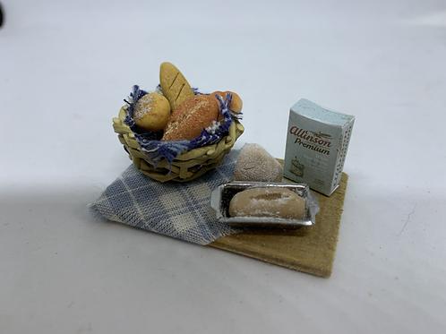Bread Making Board