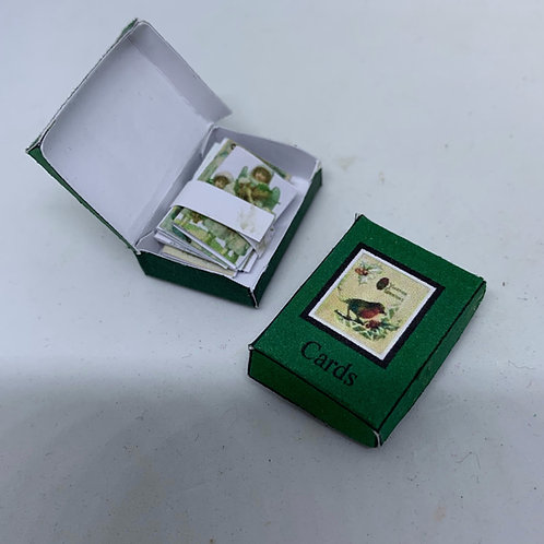 Christmas Cards Box