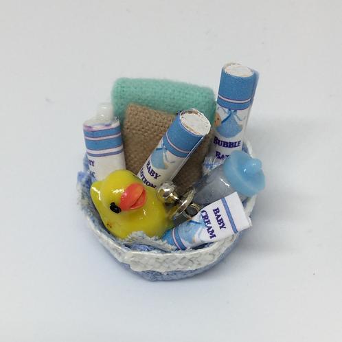Baby Basket - Blue