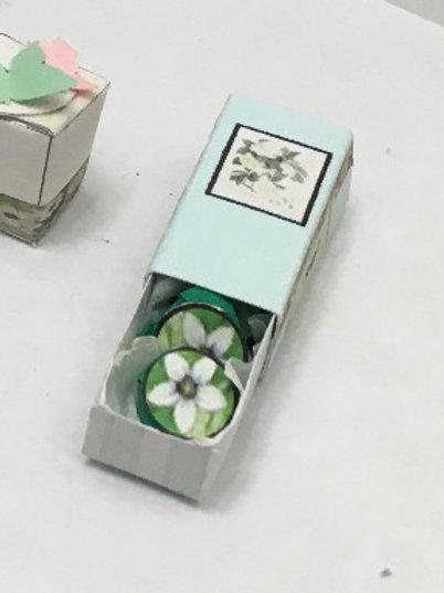 Gardenia Soap Box
