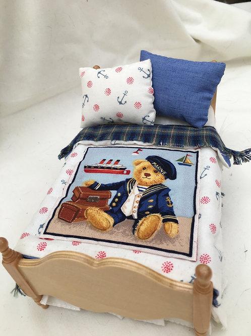 Single Bed - Sailor Sam
