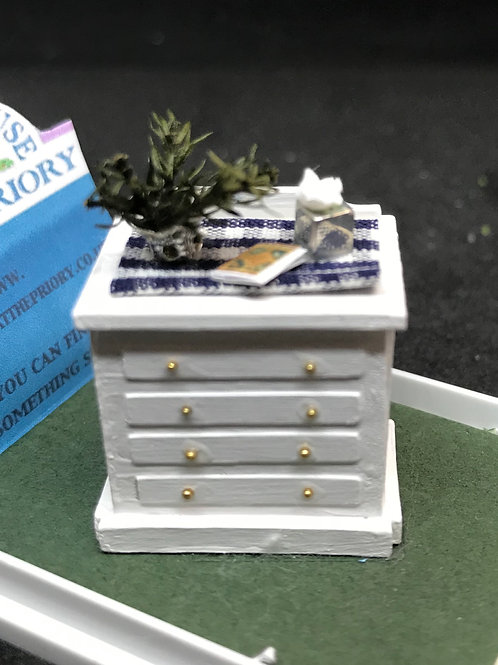 1/48th  - DRAWERS WH/BL