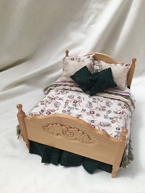 Double Bed - Natasha