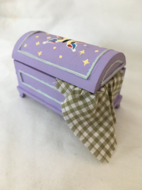 Girls Nursery Chest - Butterfly