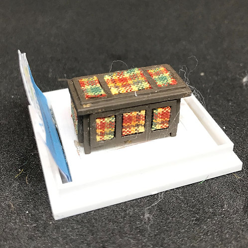 1/48th  - BLANKET BOX BROWN