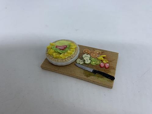 Fruit Tart Making Board