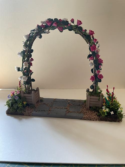 1/12th Garden Arch scene