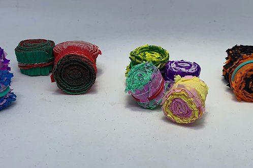 Crepe Paper Decoration (variety of styles)