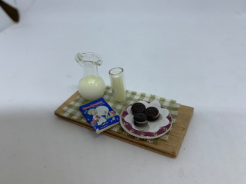Cookies and Milk Board