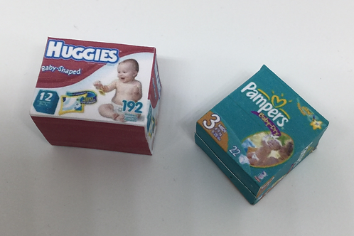 Baby Nappy Boxes