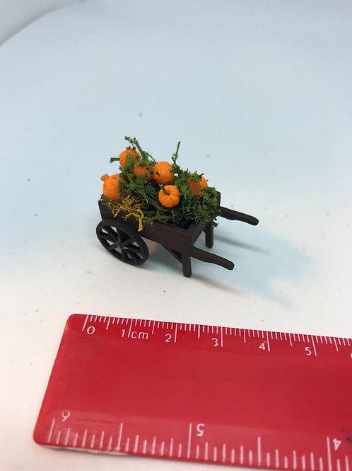 1/48th Pumpkin Cart