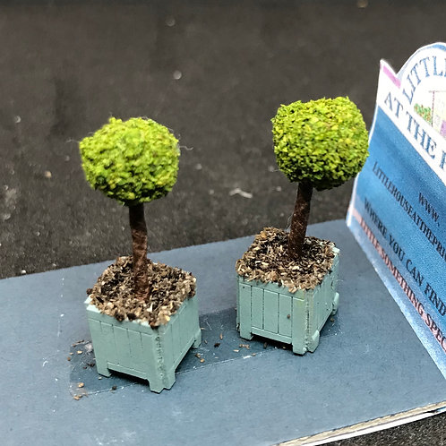 1/48th  - TOPIARY BLUE
