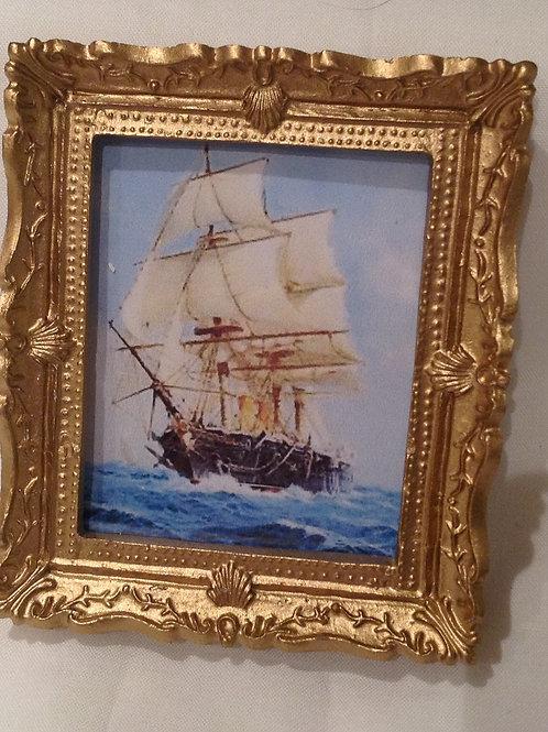 Picture 208 - Galleon