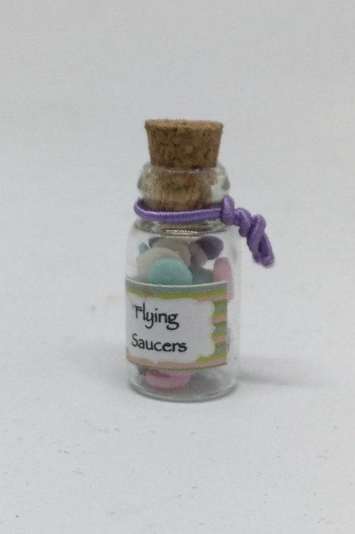Flying Saucers Jar