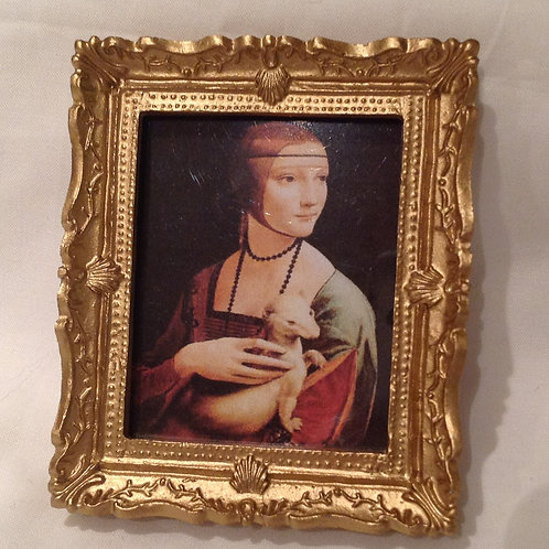Picture 107 - Lady in Ermine