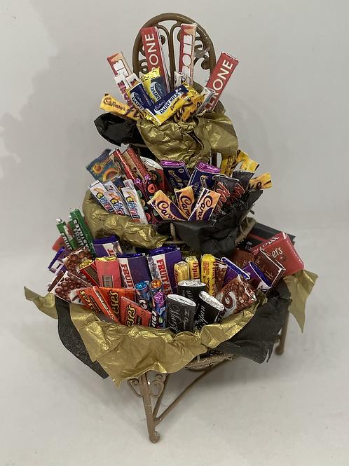 Chocolate Etager Shop Display