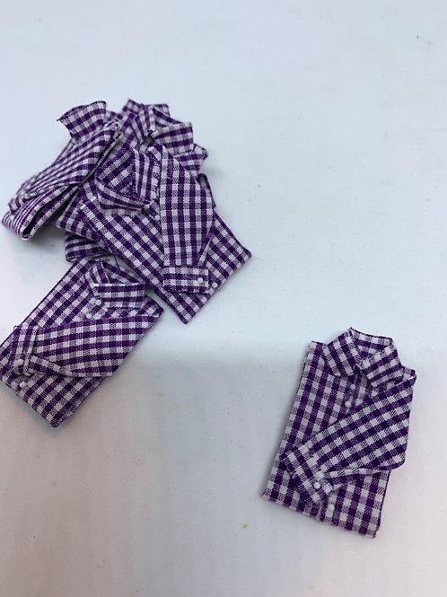 1/12th folded shirt x1