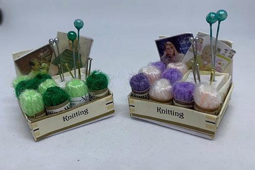 Knitting Counter