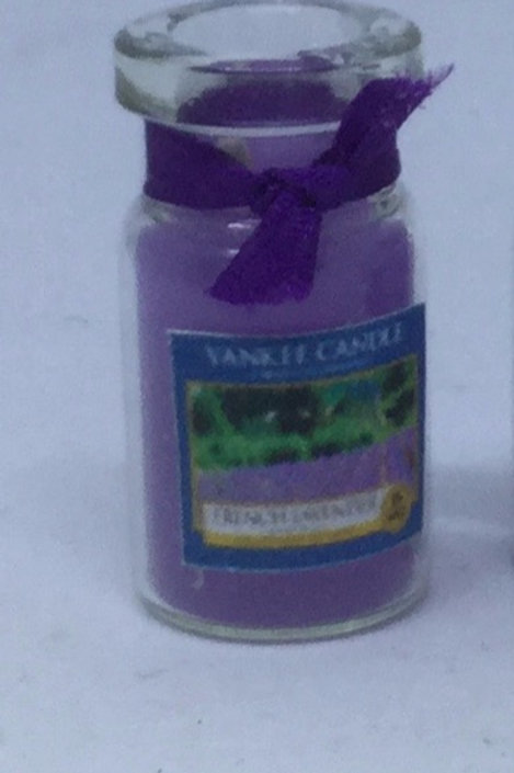 Lavender Scented Candle (tall)