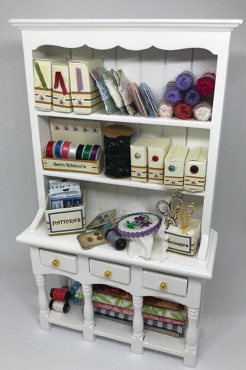 Haberdashery / Sewing Dresser