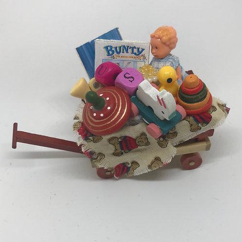 Toy cart -girls