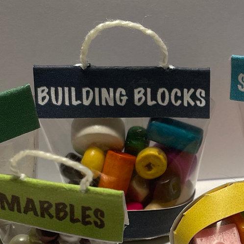 Toy Bags - Building Blocks