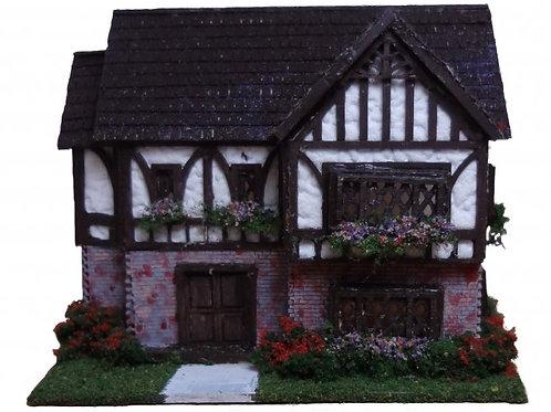 1/144th Scale House Kit - Tudor House