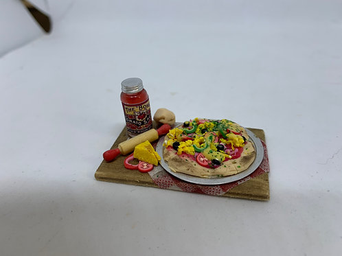 Pizza Making Board