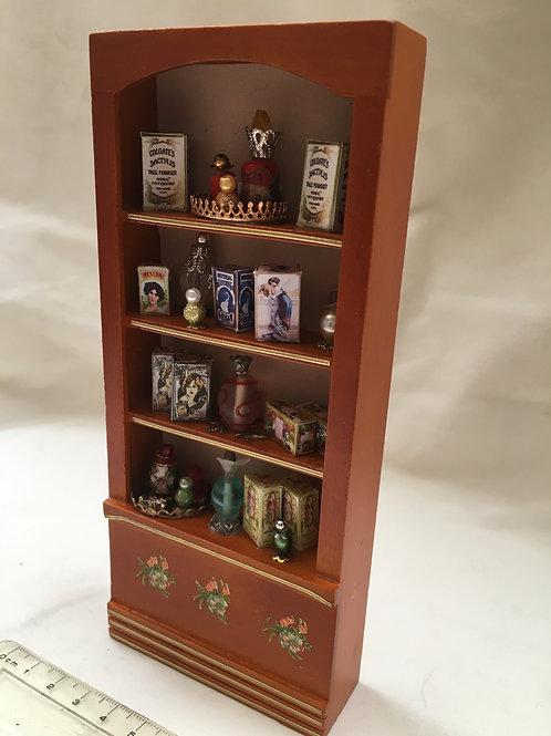 Perfume Shop Shelf