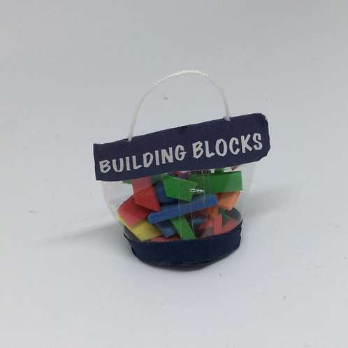 Toy Bags - Building Blocks