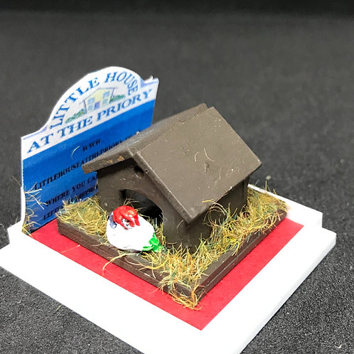 1/48th  - DUCK HOUSE
