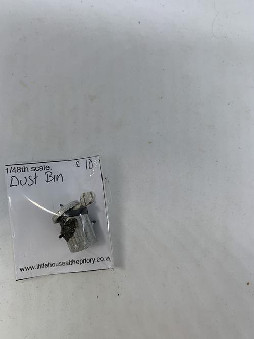 1/48th filled Dustbin( x1pk)
