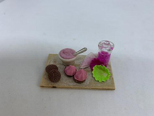 Cupcake Making Board