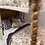 Thumbnail: 1/12th Hand Turned Four Poster Bed - Sarah