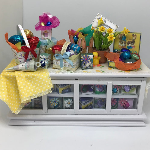 Easter Shop Counter