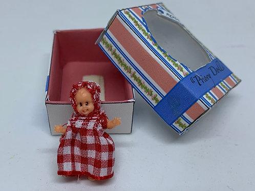 Boxed Doll - Rosa