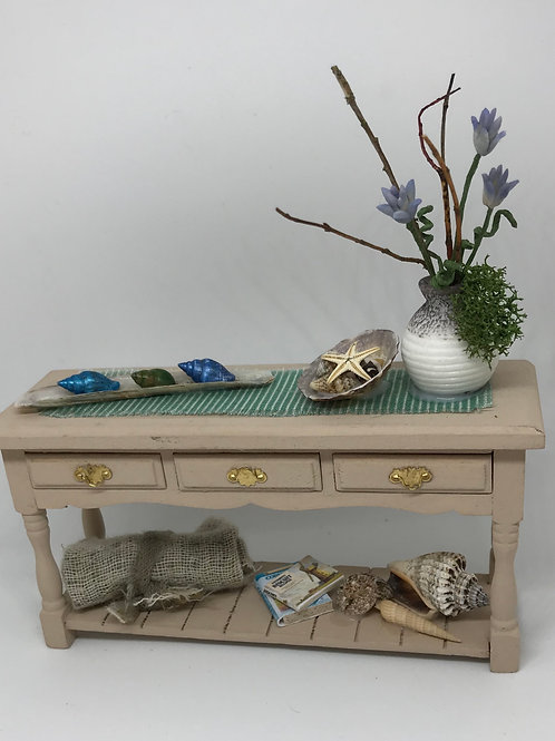 Nautical Themed Sideboard