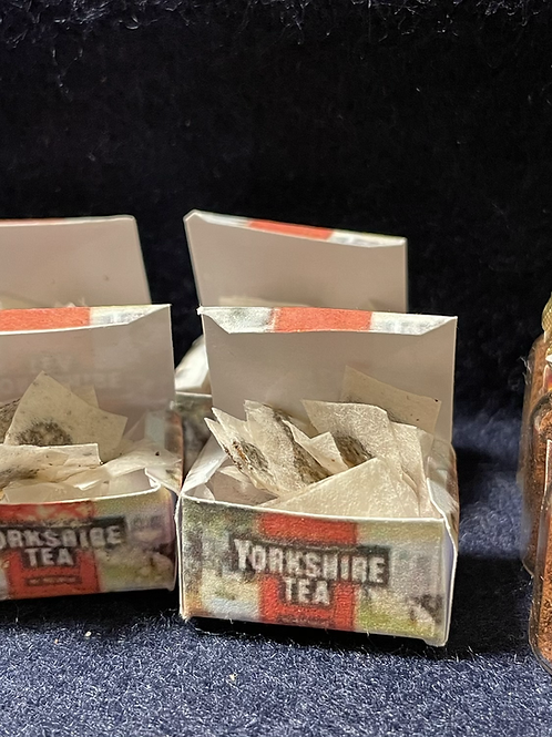 Yorkshire Tea Box