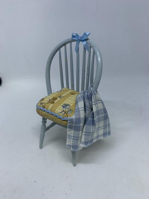 Chair - blue