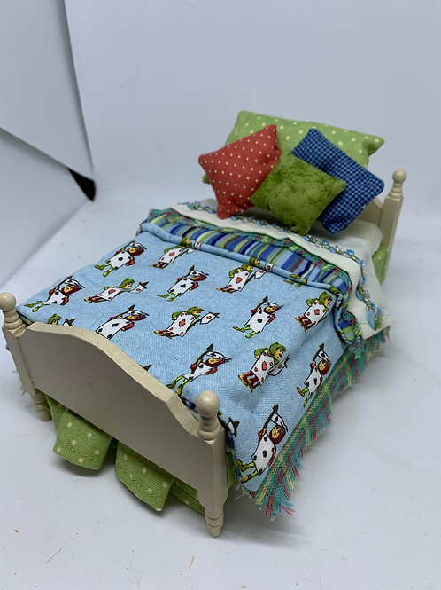 1/12th single bed - Eric